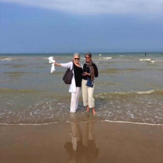 sheila-on-beach